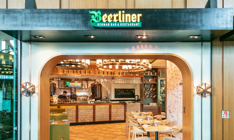 Beerliner German Bar & Restaurant | Langham Place